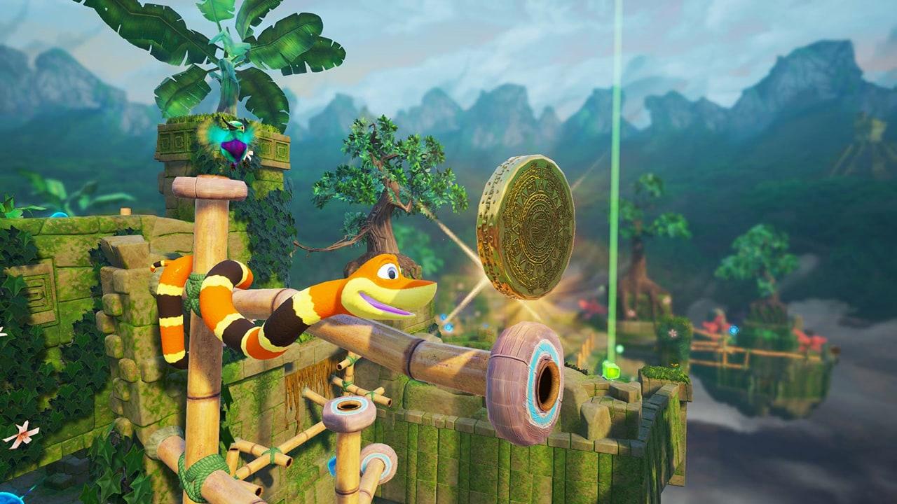 Screenshot from Snake Pass (3/5)