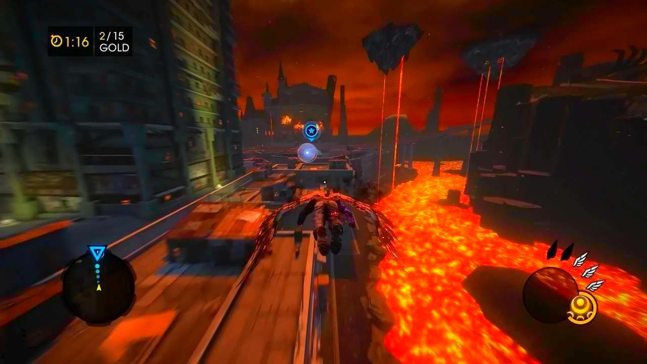 Screenshot from Saints Row: Gat out of Hell (3/8)