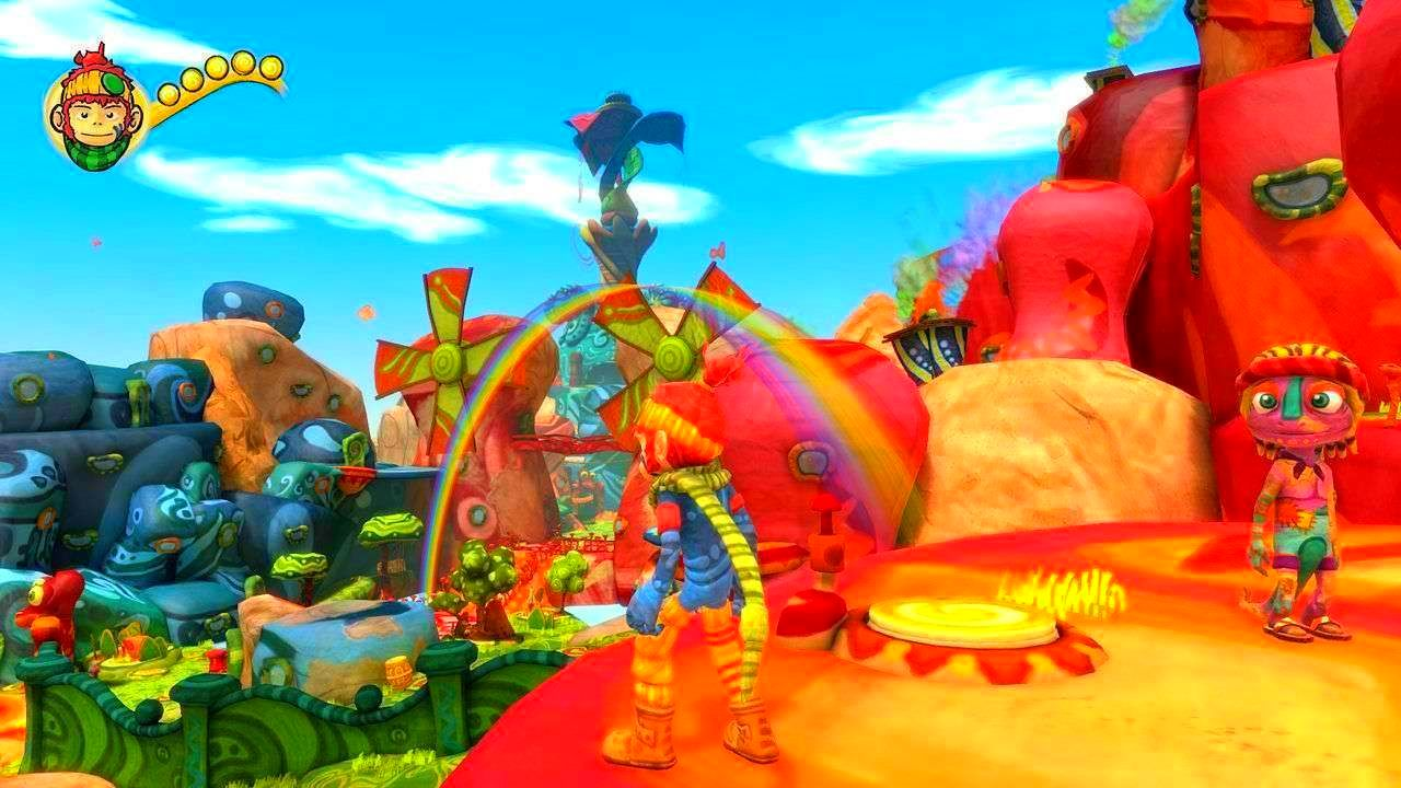 Screenshot from The Last Tinker: City of Colors (4/6)