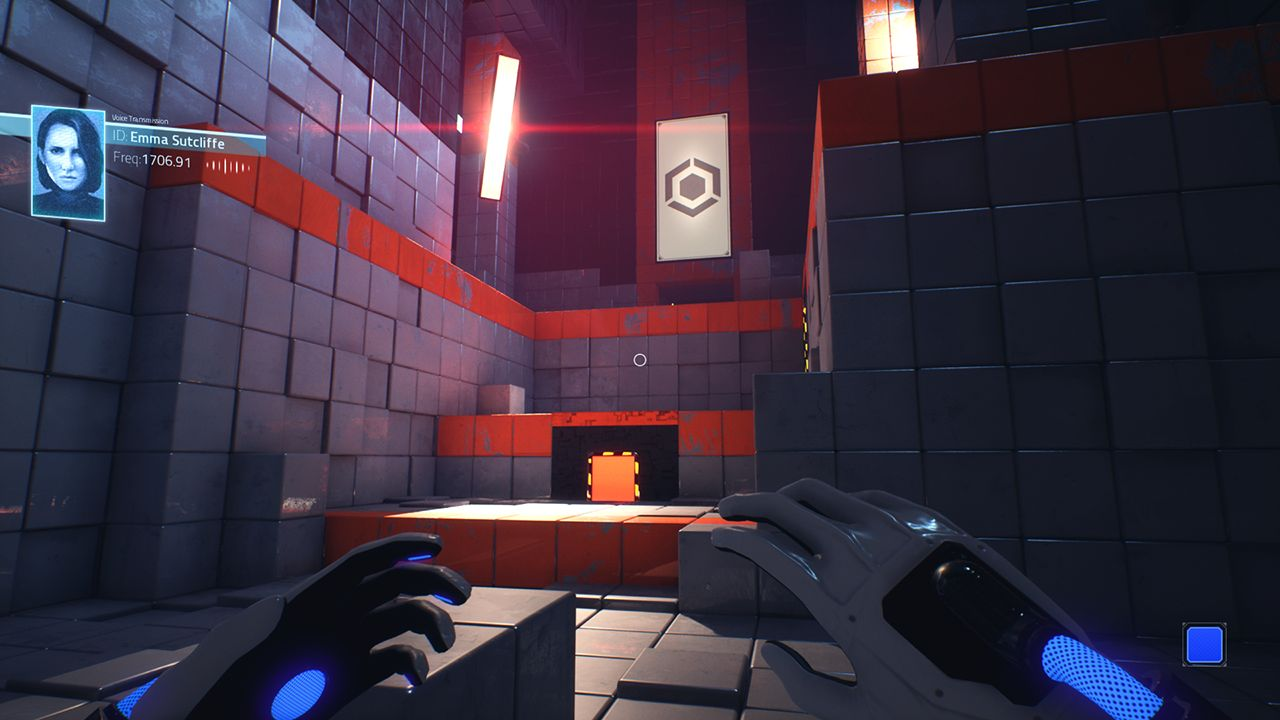 Screenshot from Q.U.B.E. 2 (10/10)