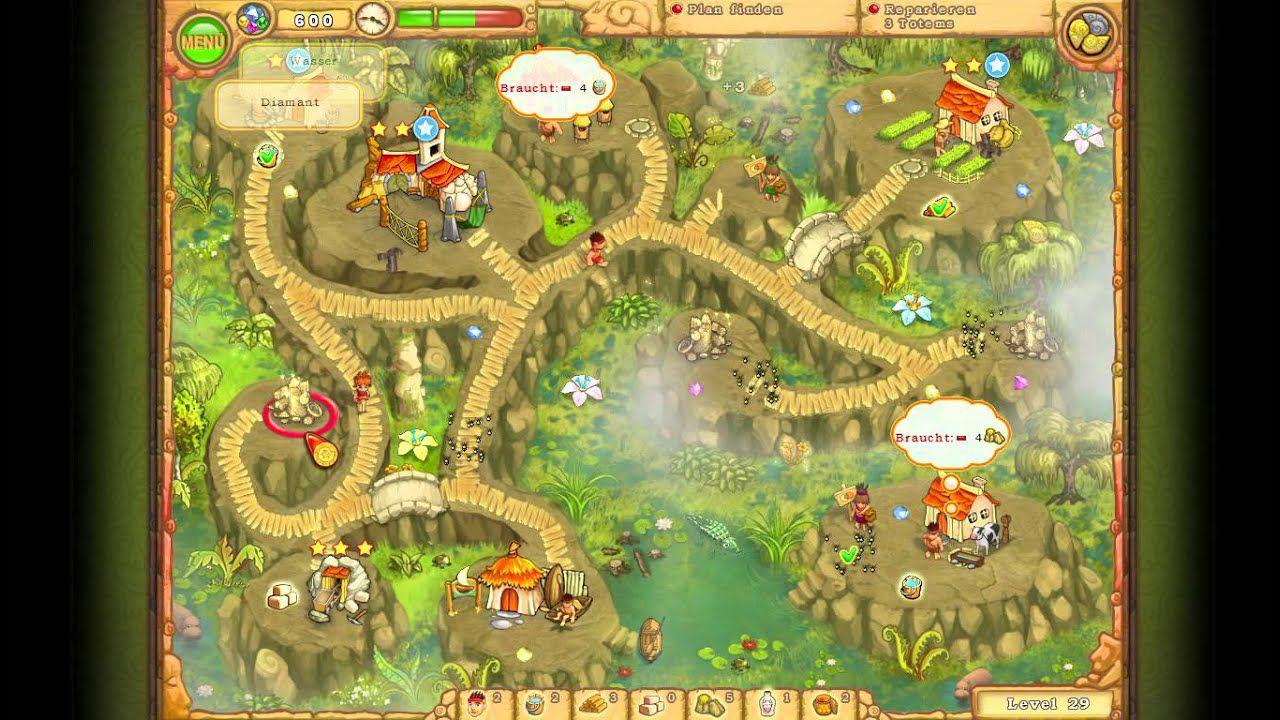 Screenshot from Island Tribe 3 (3/5)