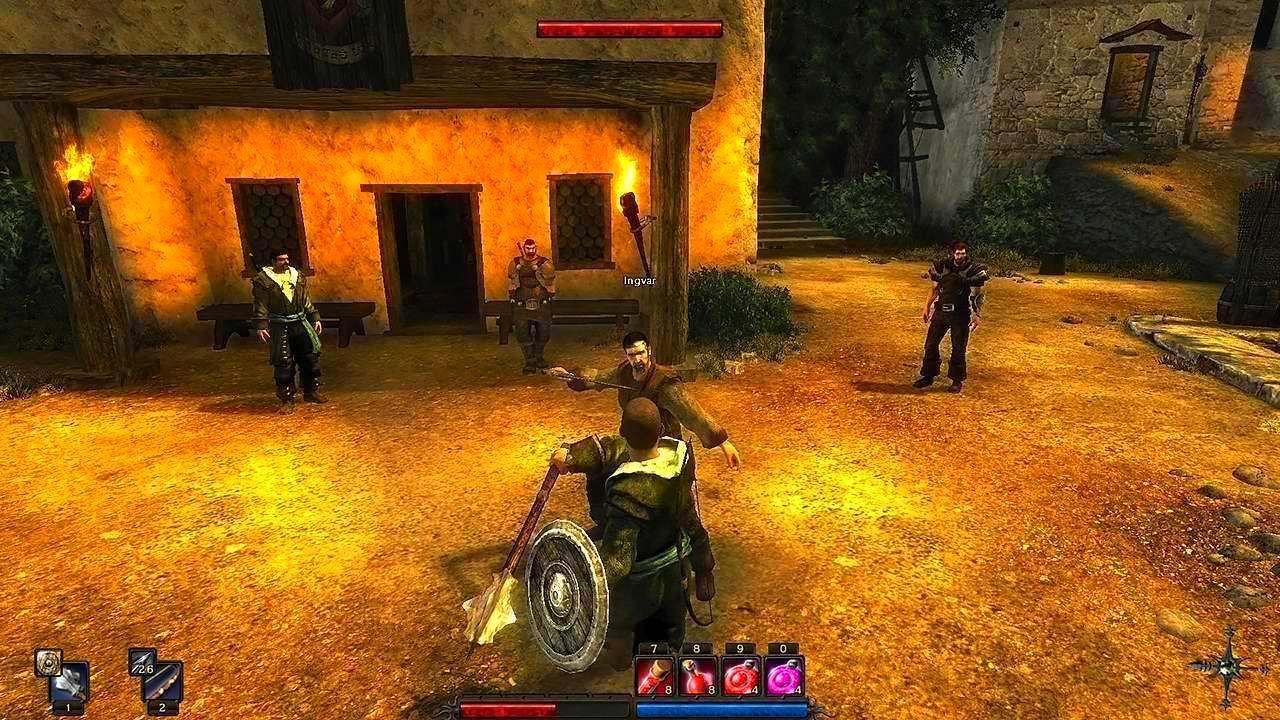Screenshot from Risen (3/10)