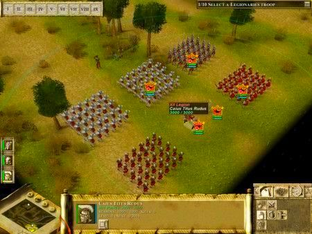 Screenshot from Praetorians (4/4)