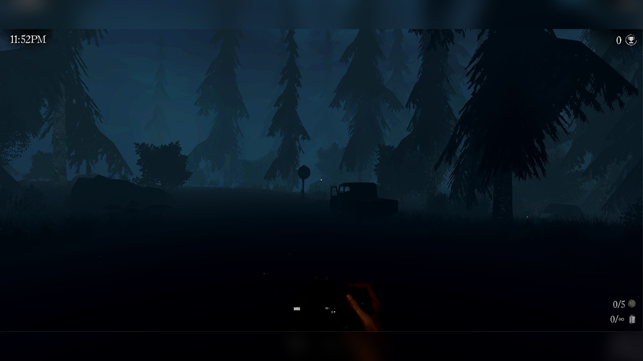 Screenshot from Apparition (3/7)