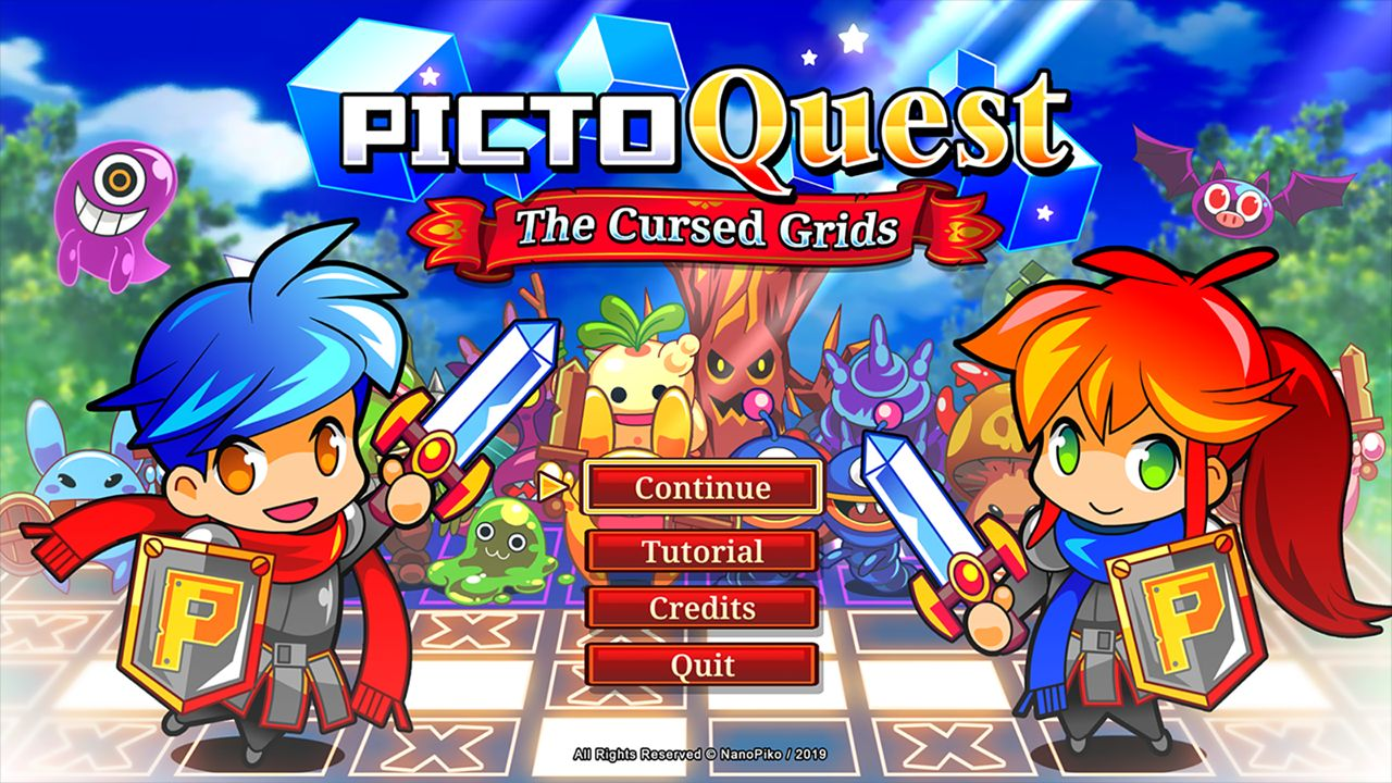 Screenshot from PictoQuest (7/8)