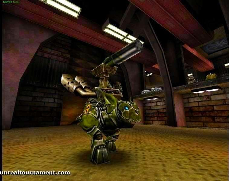 Screenshot from Unreal Tournament: Game of the Year Edition (1/10)