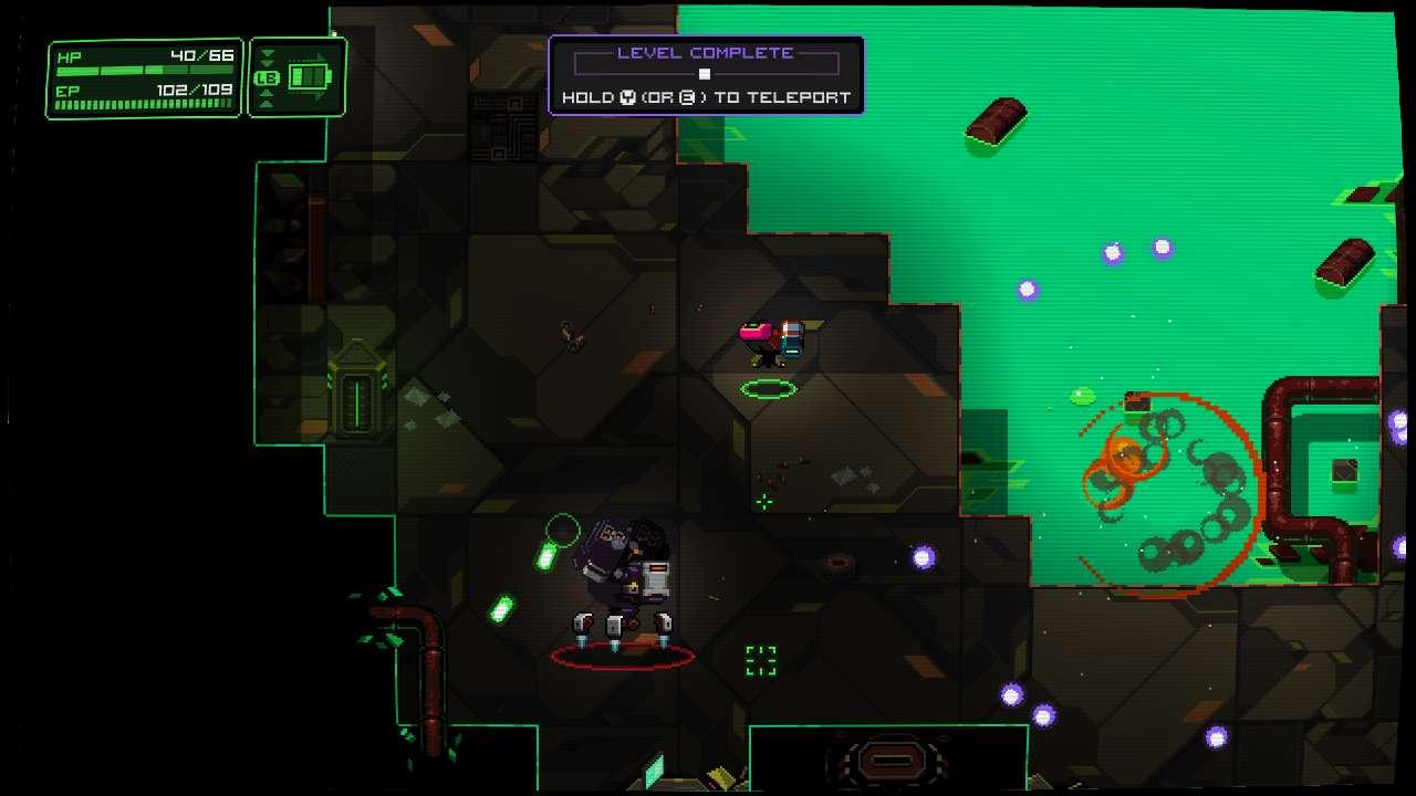 Screenshot from NeuroVoider (4/8)