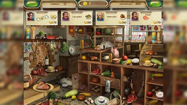 Screenshot from Gourmania 3: Zoo Zoom (2/5)