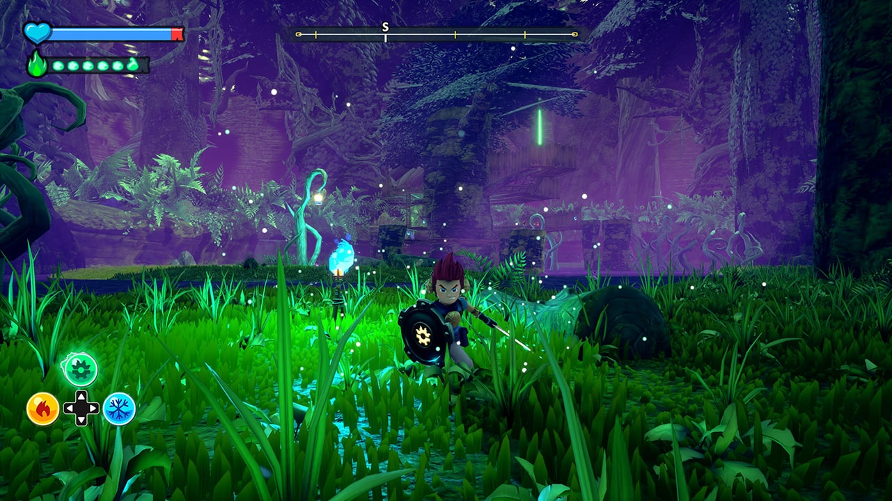 Screenshot from A Knight's Quest (2/5)