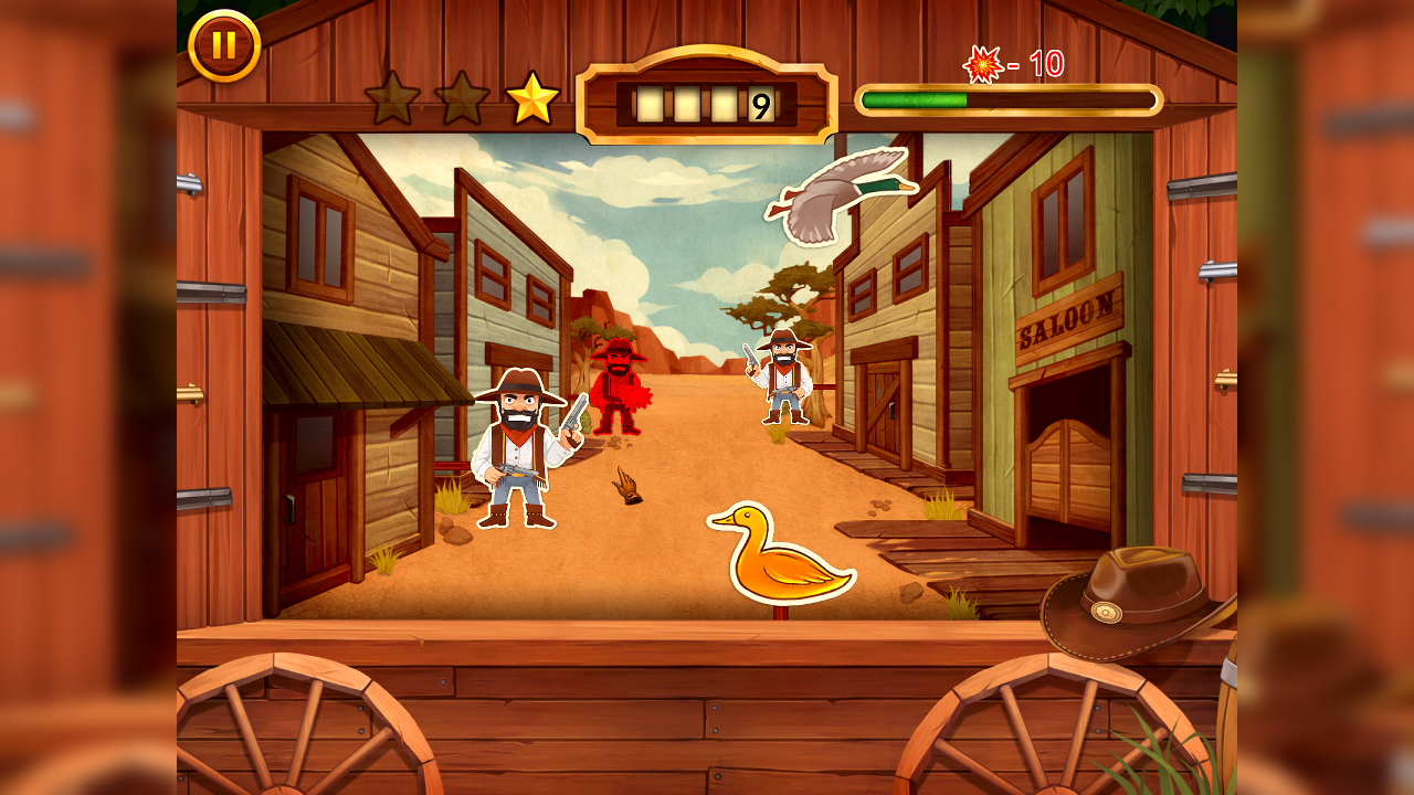 Screenshot from Golden Rails: Tales of the Wild West (1/5)