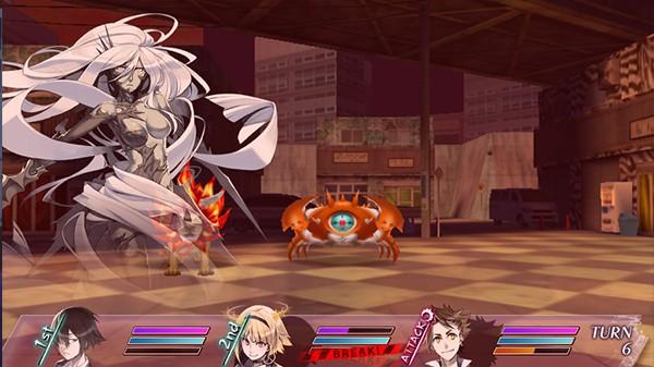 Screenshot from Mind Zero (6/7)