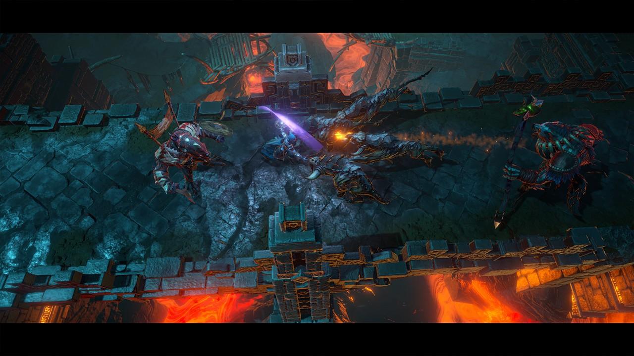 Screenshot from Shadows: Awakening (7/7)