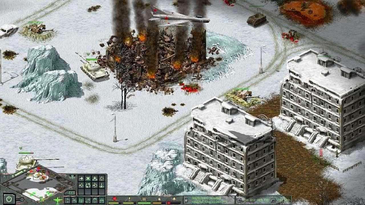 Screenshot from Cuban Missile Crisis: Ice Crusade (7/7)