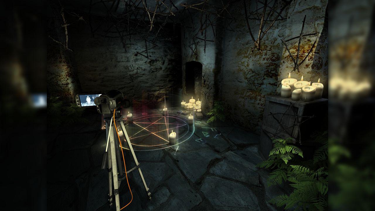 Screenshot from Barrow Hill: The Dark Path (7/7)