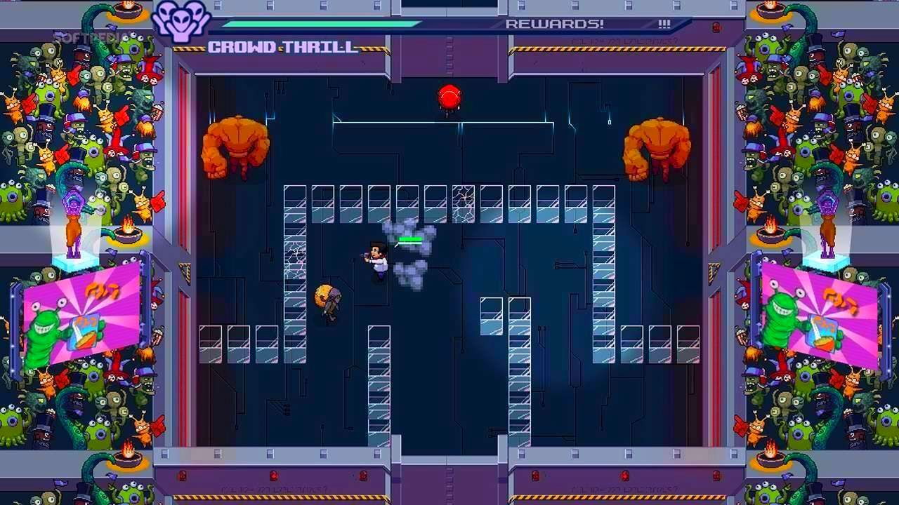 Screenshot from Satellite Rush (2/6)