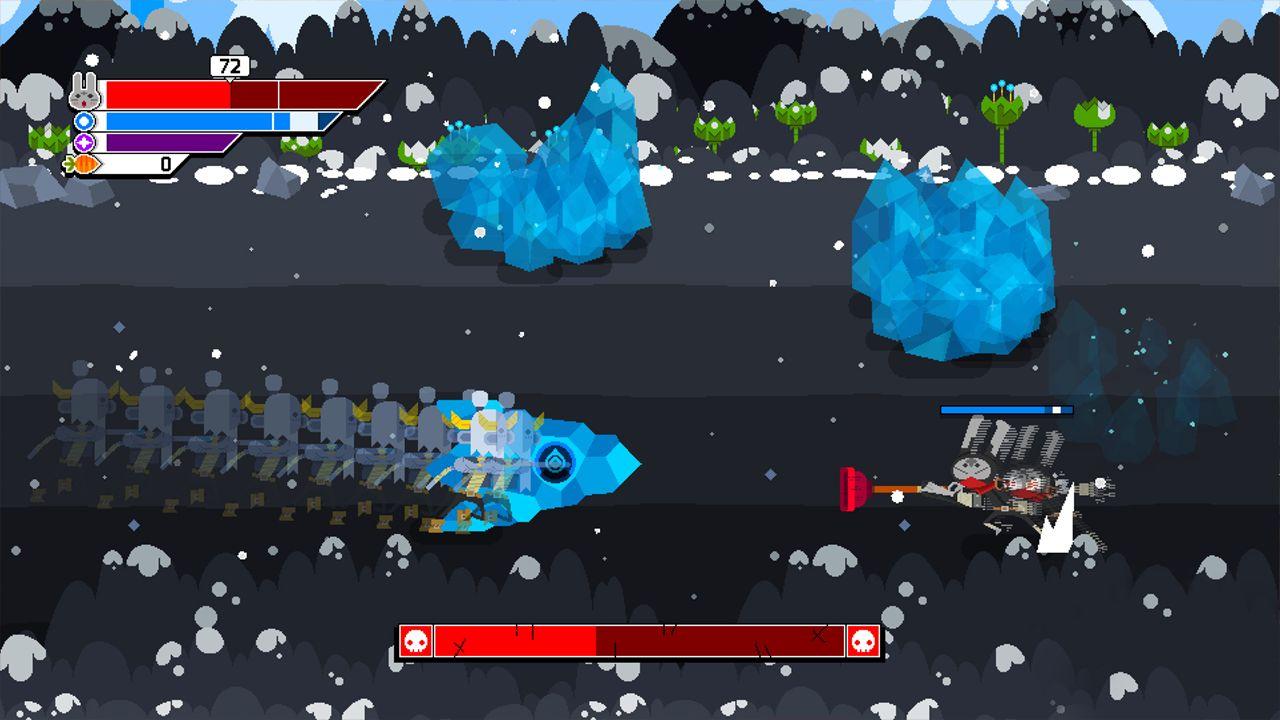Screenshot from Ninjin: Clash of Carrots (3/9)