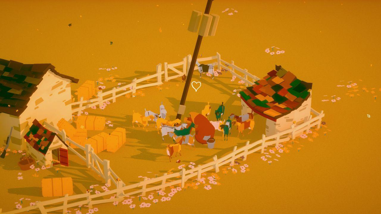 Screenshot from The Stillness of the Wind (6/7)