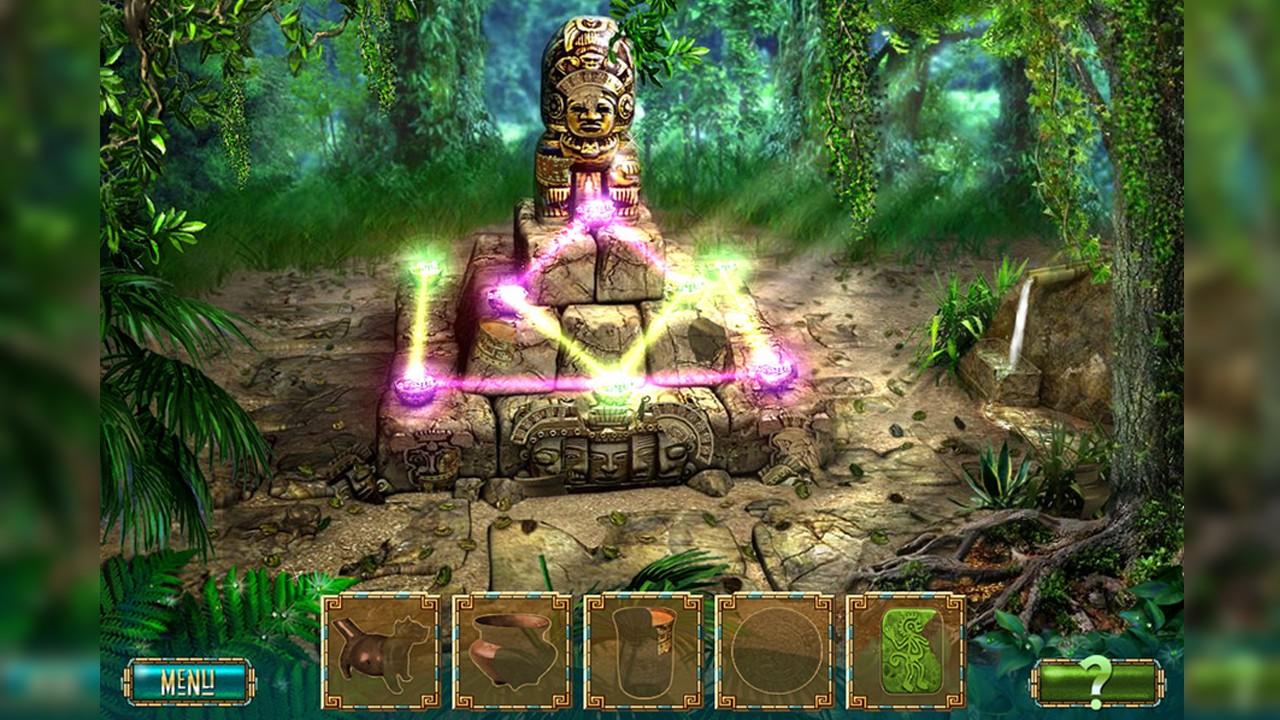 Screenshot from The Treasures of Montezuma 2 (1/5)