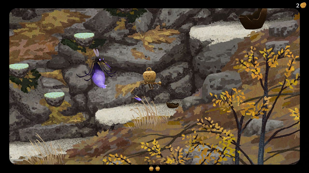 Screenshot from Copperbell (6/10)