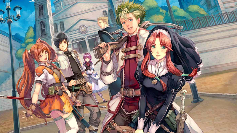 New on Utomik: The Legend of Heroes: Trails in the Sky the 3rd, Stealth Inc 2: A Game of Clones & more