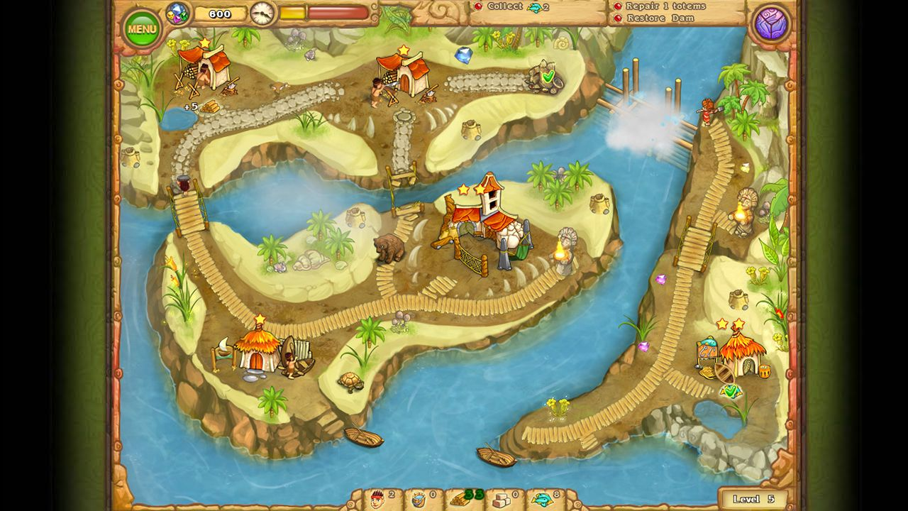Screenshot from Island Tribe 3 (1/5)