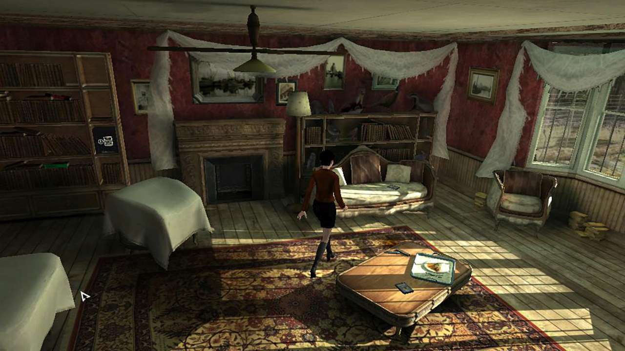 Screenshot from Still Life 2 (3/8)