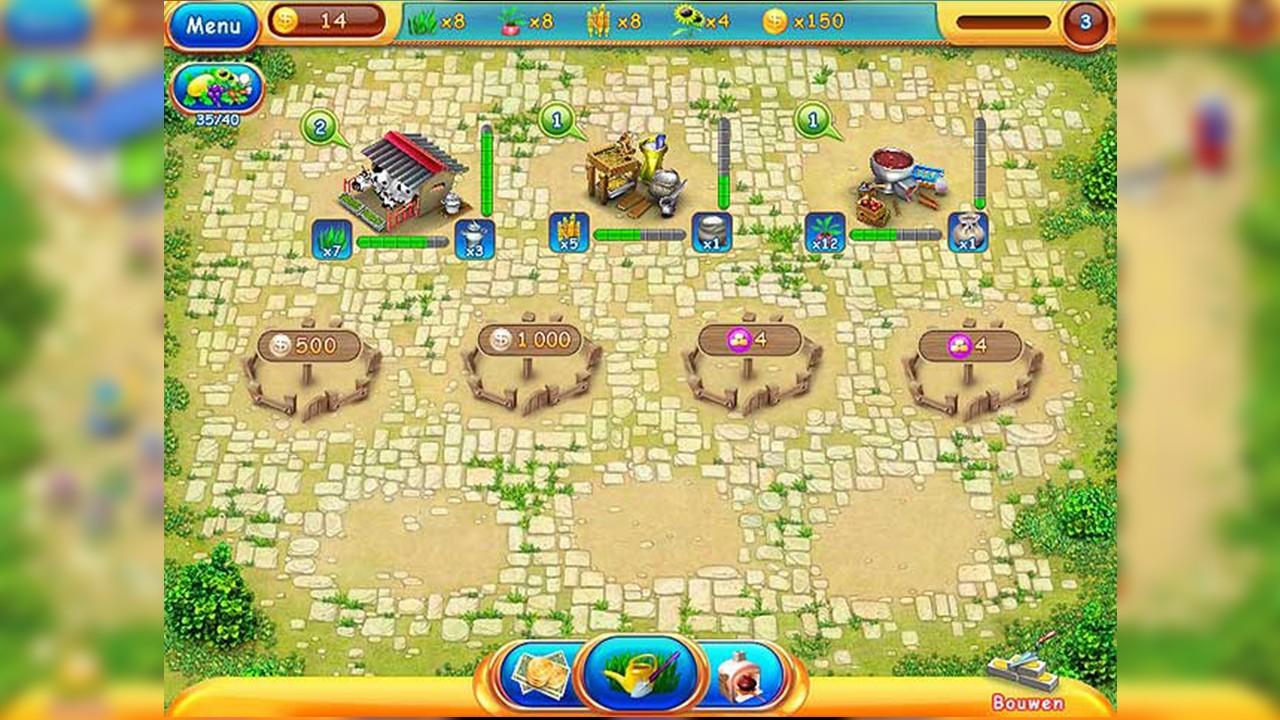 Screenshot from Virtual Farm 2 (1/6)
