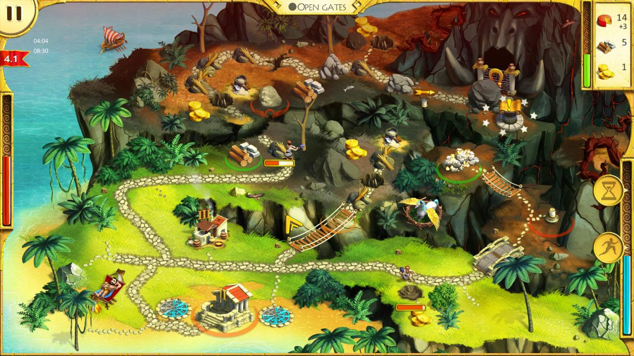Screenshot from 12 Labours of Hercules (4/5)