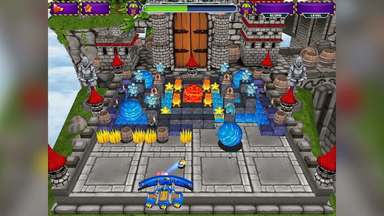 Screenshot from Mega World Smash (4/8)