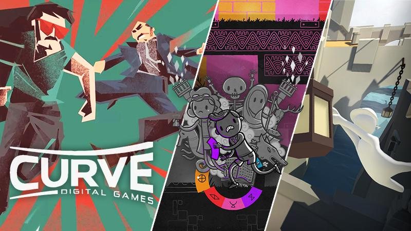 Human: Fall Flat, Hue, and more high-profile games from Curve Digital now on Utomik!