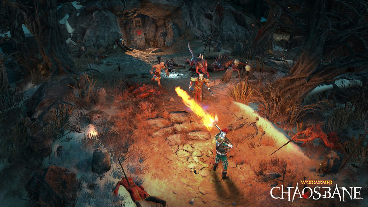 Screenshot from Warhammer: Chaosbane (3/5)