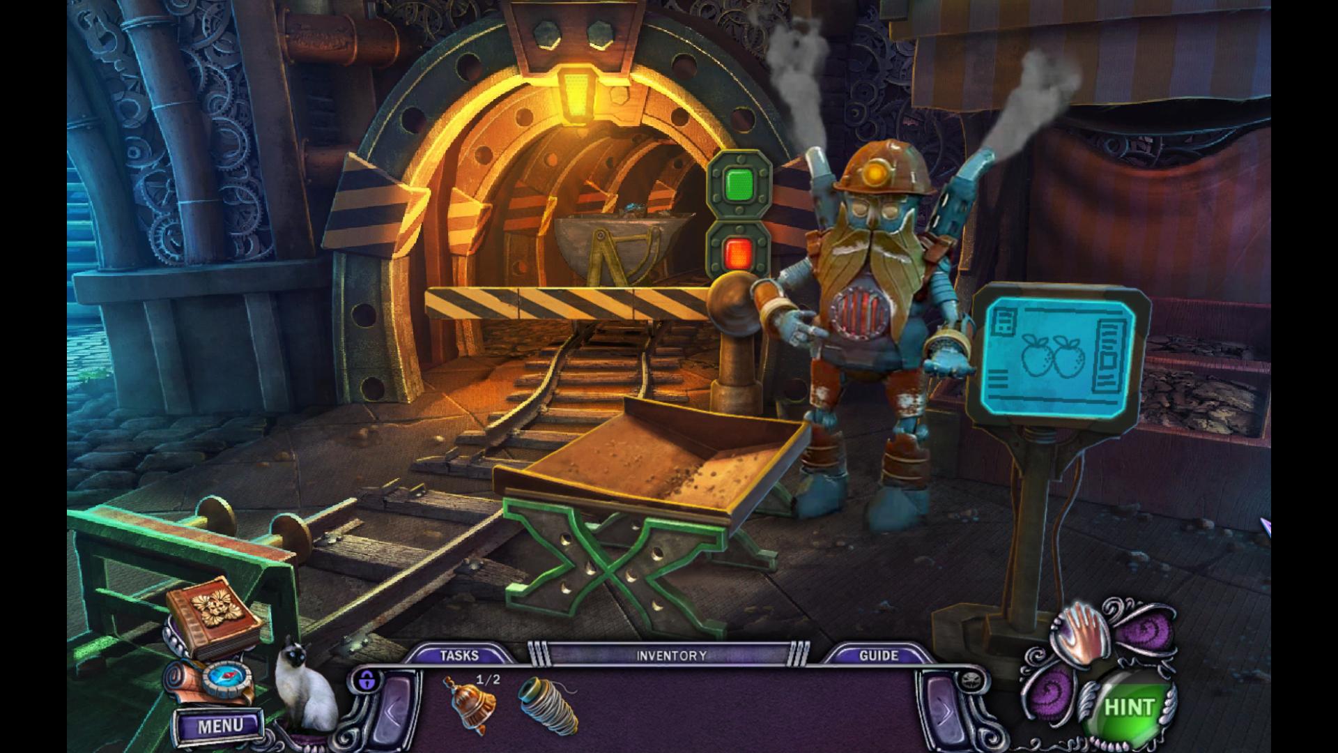 Screenshot from House of 1000 Doors: Evil Inside (2/9)