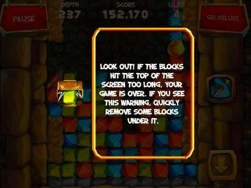 Screenshot from Gold Rush - Treasure Hunt (4/6)