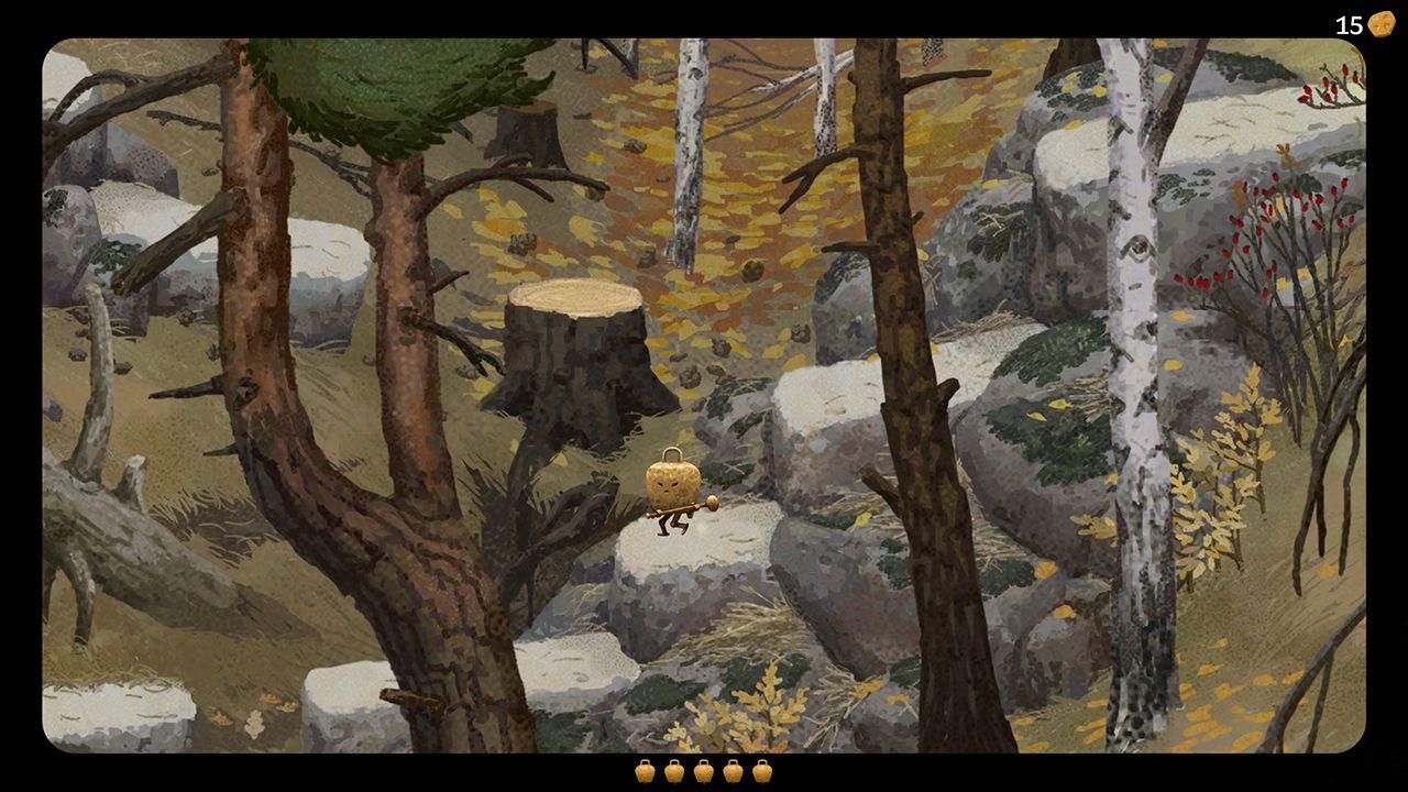 Screenshot from Copperbell (4/10)