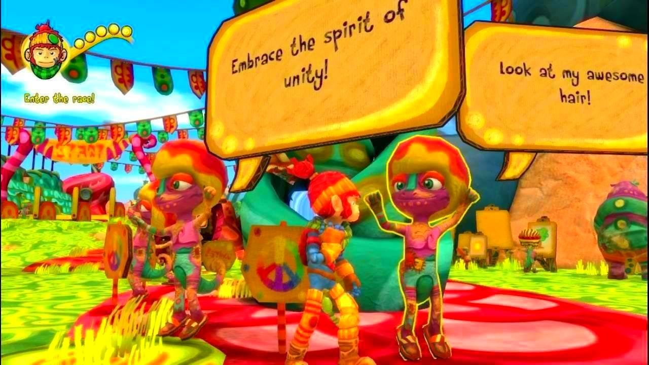 Screenshot from The Last Tinker: City of Colors (6/6)