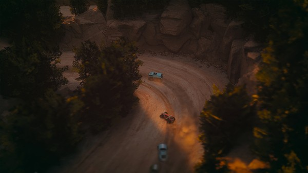 Screenshot from Mantis Burn Racing (4/8)