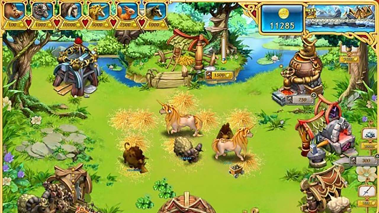 Screenshot from Farm Frenzy: Viking Heroes (9/9)