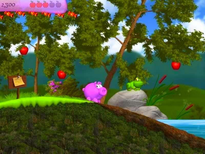 Screenshot from Piggly (2/8)