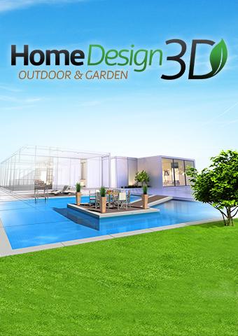 Play home design 3d outdoor garden utomik for 3d home design with garden