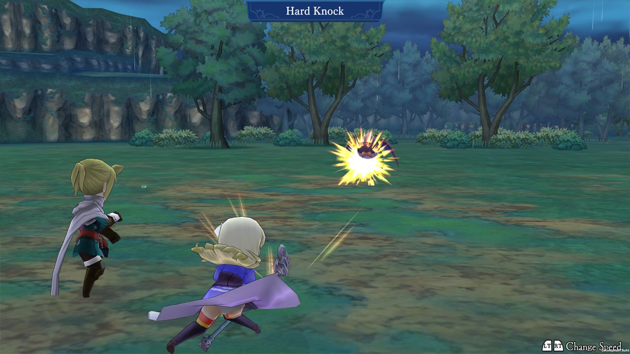 Screenshot from The Alliance Alive HD Remastered (1/10)