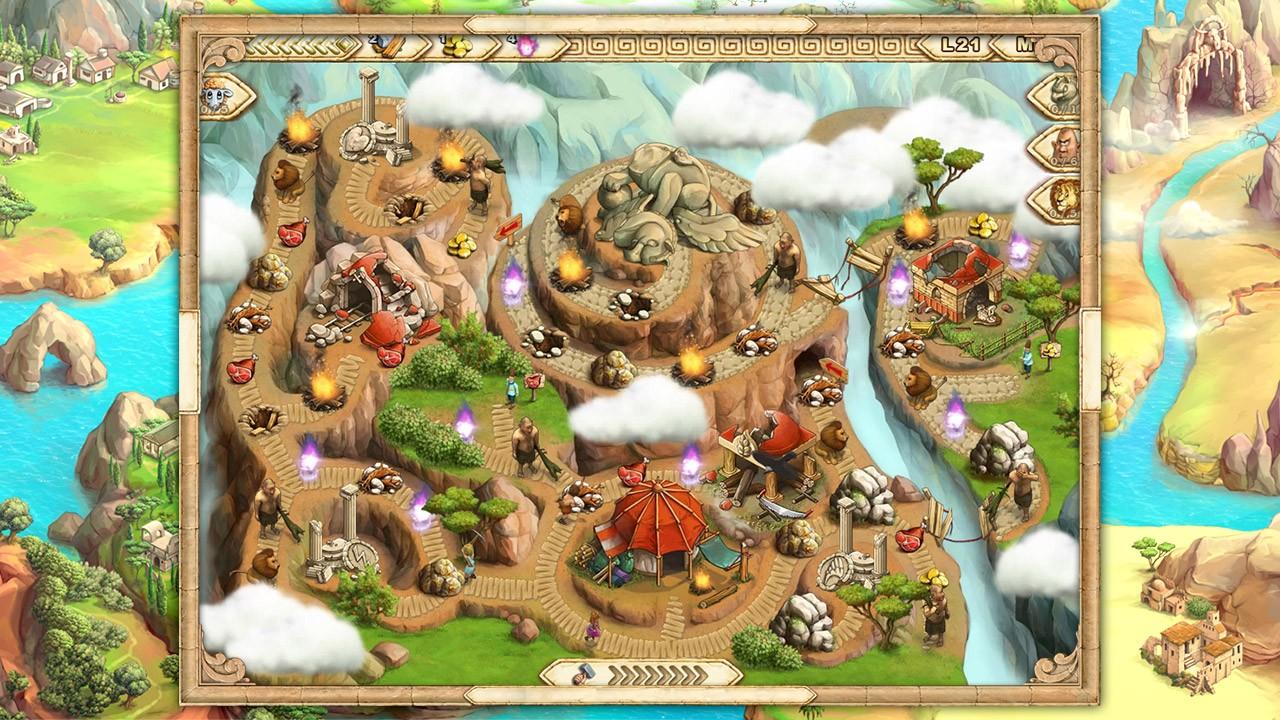 Screenshot from Demigods (2/7)