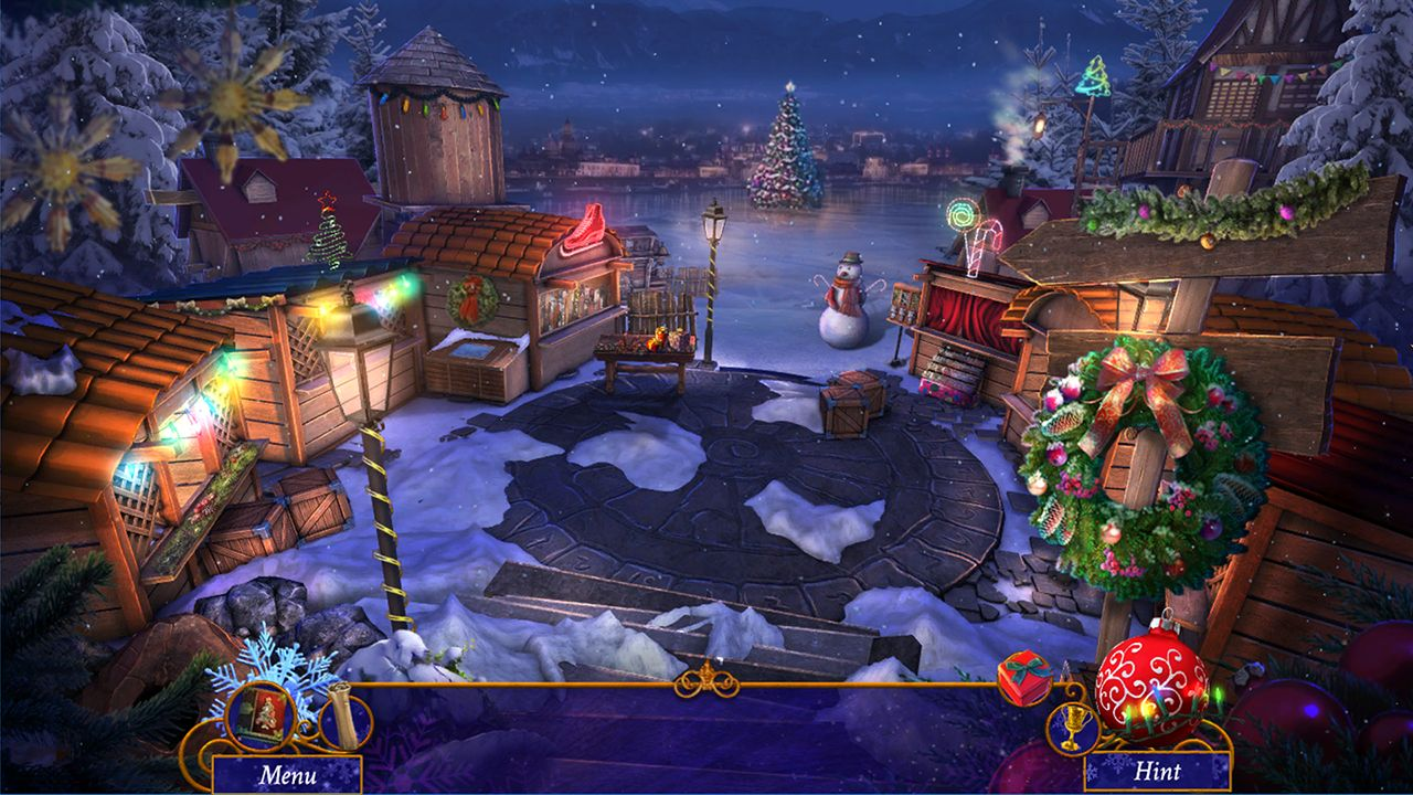Screenshot from Yuletide Legends: Who Framed Santa Claus (4/7)