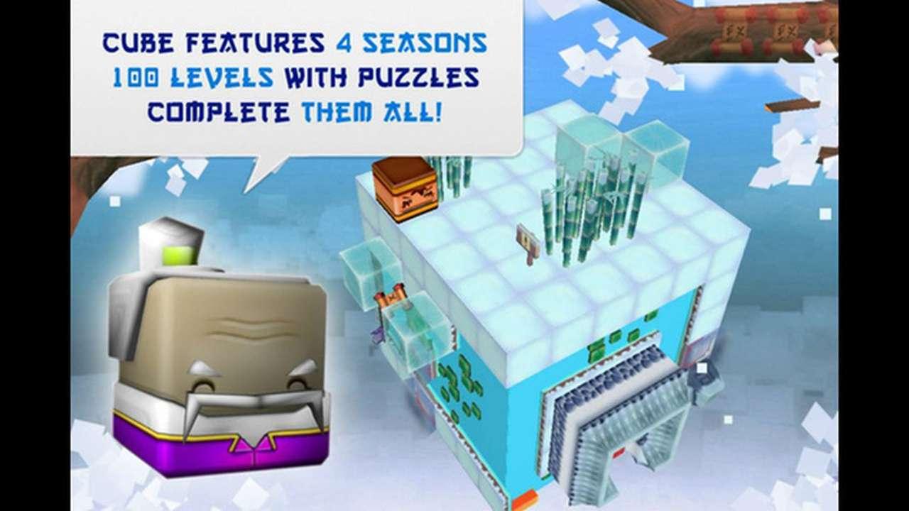 Screenshot from Cube - Gardens of Zen (2/5)