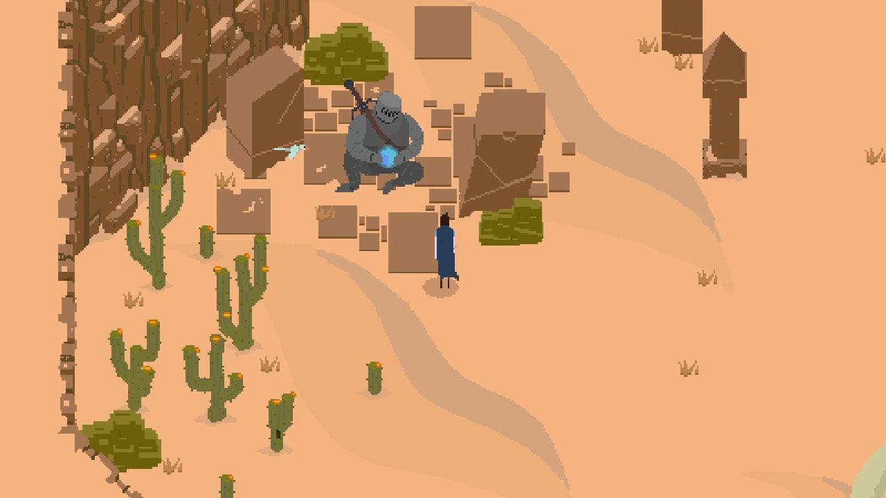 Screenshot from Elden: Path of the Forgotten (6/6)