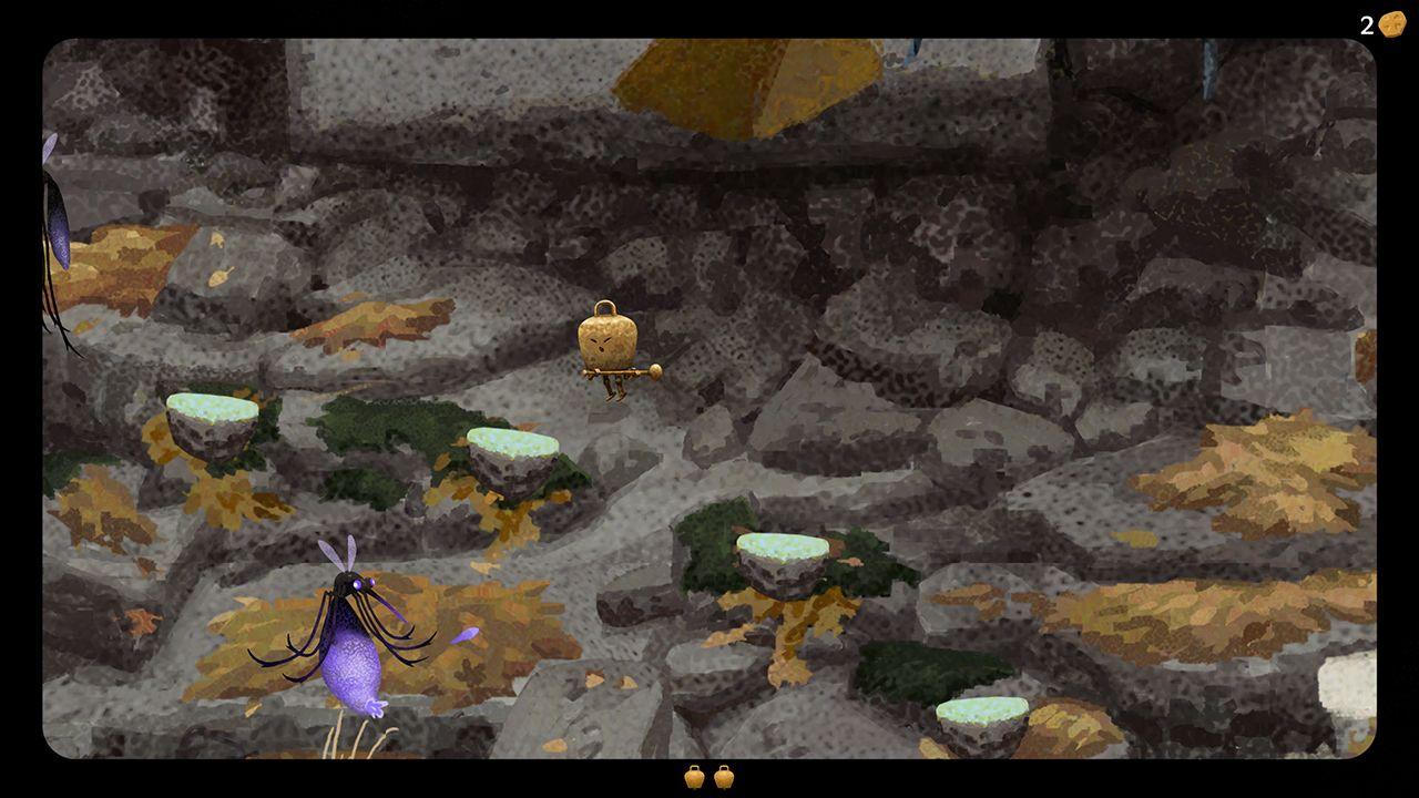 Screenshot from Copperbell (9/10)