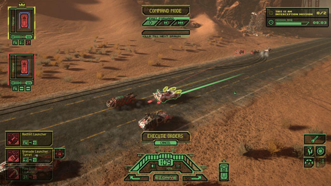 Screenshot from Dark Future: Blood Red States (5/8)
