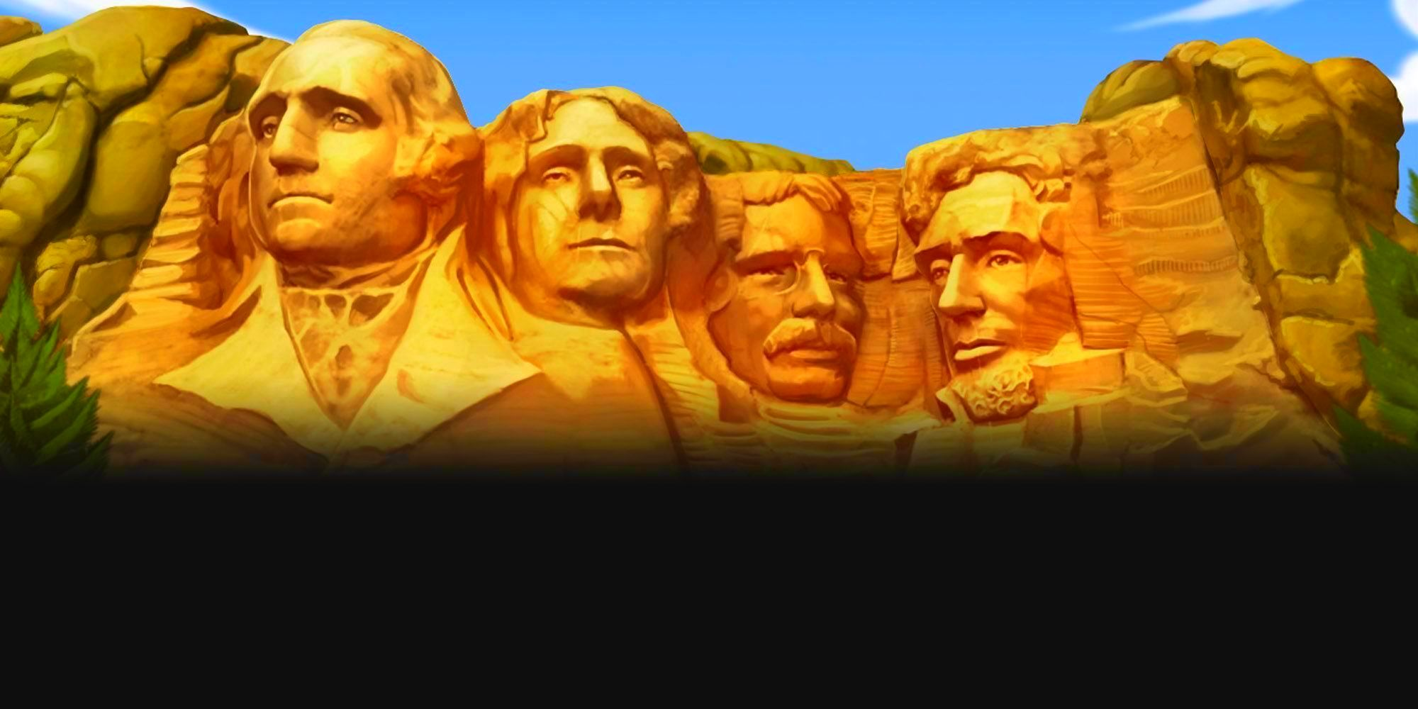 Monument Builders - Rushmore
