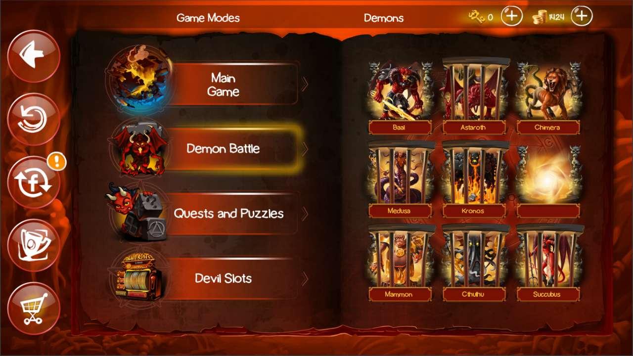 Screenshot from Doodle Devil (5/5)