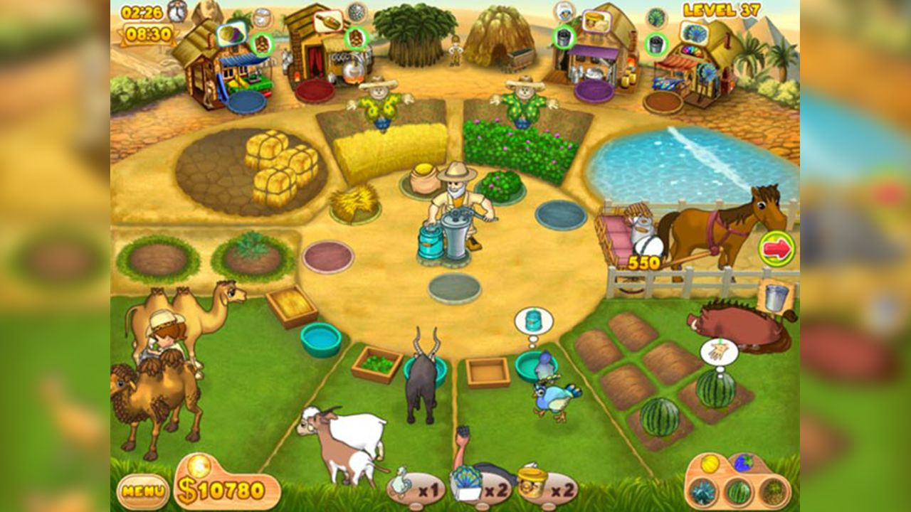 Screenshot from Farm Mania: Hot Vacation (5/6)