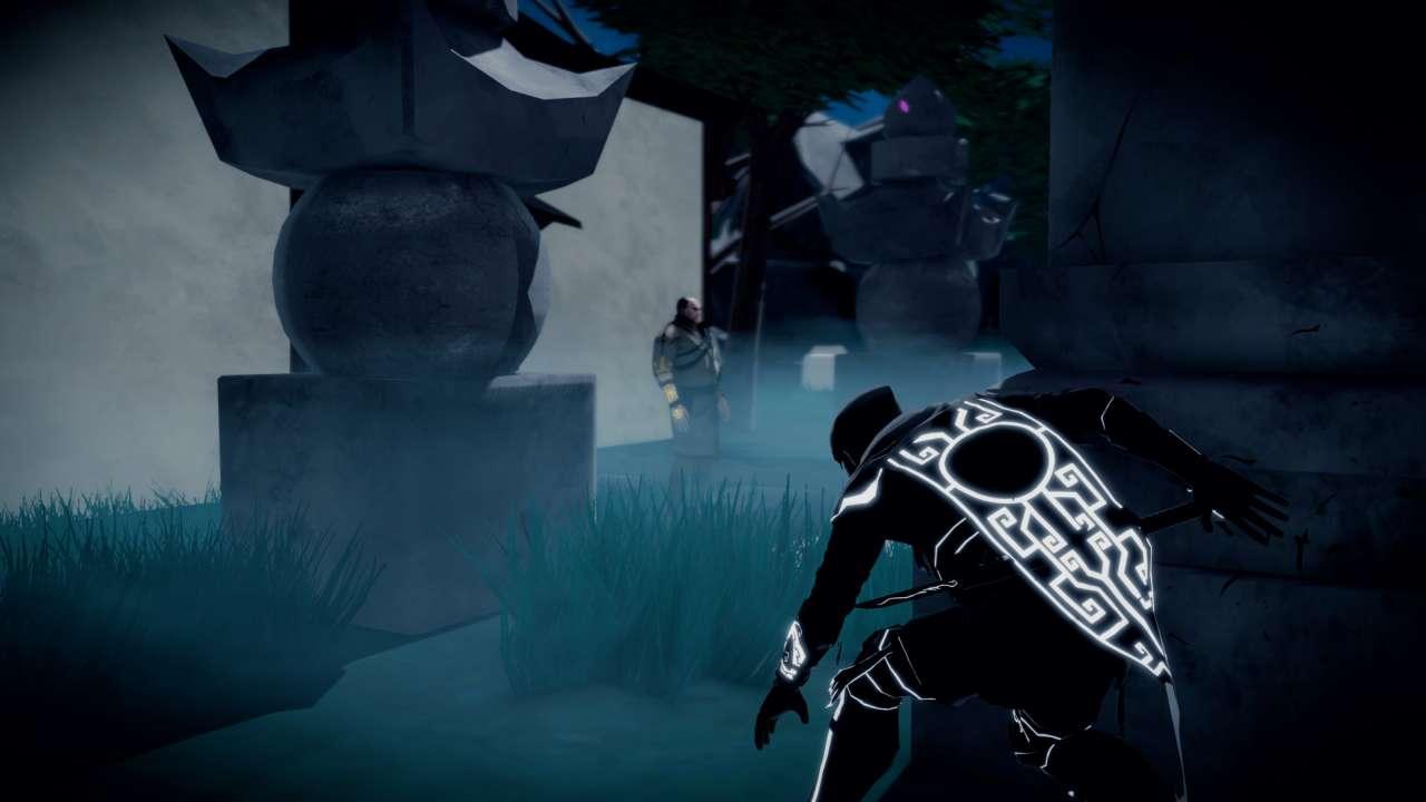 Screenshot from Aragami (5/6)